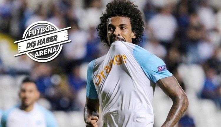 Luiz Gustavo Fenerbahçe'de! Fransızlar transferi duyurdu