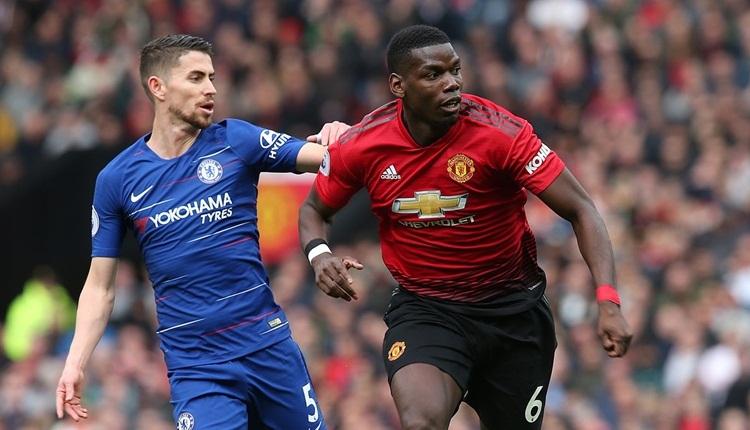 Manchester United - Chelsea maçı şifresiz ve canlı izle (S Sport canlı yayın)