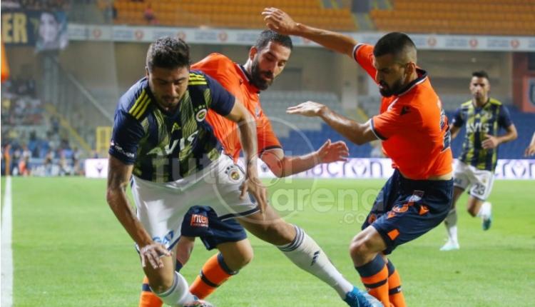 Medipol Başakşehir 1-2 Fenerbahçe maç özeti ve golleri (İZLE)