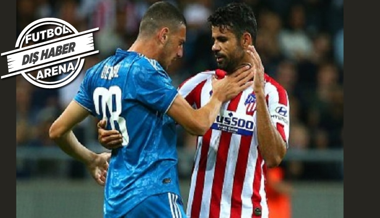 Merih Demiral'a İtalyanlardan övgü: Diego Costa'ya yaptığı...