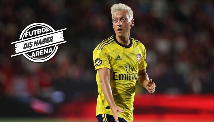 Mesut Özil'den transfer sürprizi! Amerika'ya mı gidiyor?