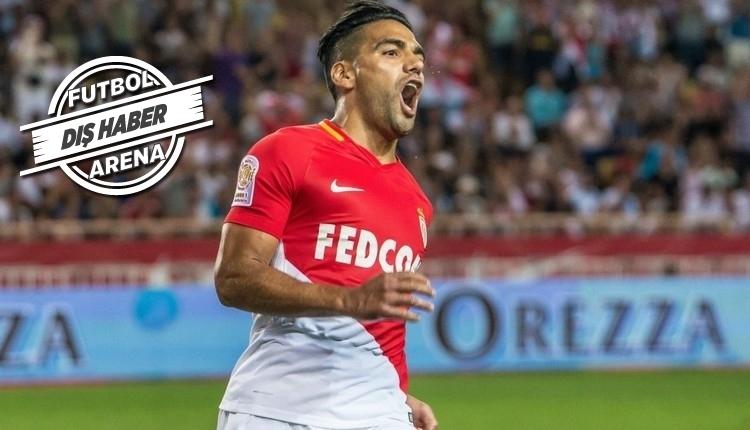 Monaco'dan Falcao için sürpriz transfer açıklaması