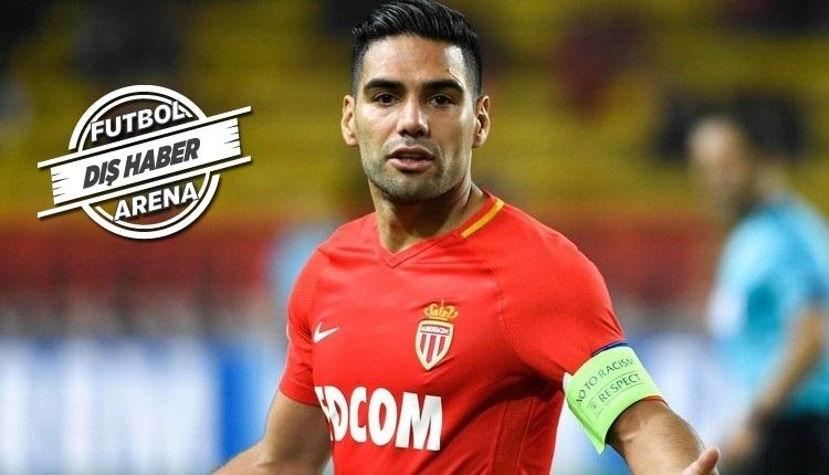 Monaco'dan Falcao için transfer açıklaması! 'Kalmasını istiyoruz'