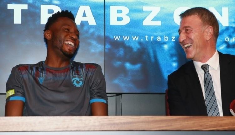 Obi Mikel Trabzonspor'dan ayrıldı mı? Menajerinden açıklama