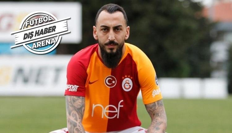 Olympiakos'un Galatasaray'dan Mitroglou talebi