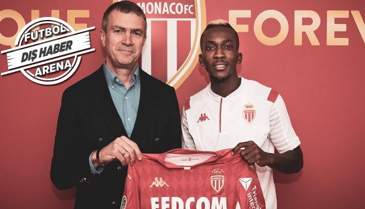 Onyekuru Monaco'da! 'Galatasaray'a çok teşekkür ediyorum'
