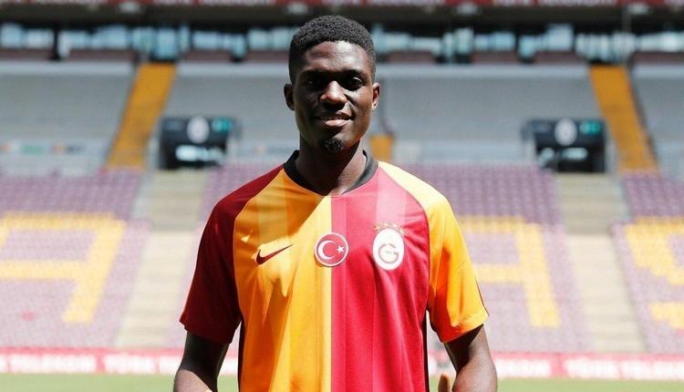 Ozornwafor, Kayserispor'da! Transferde son dakika