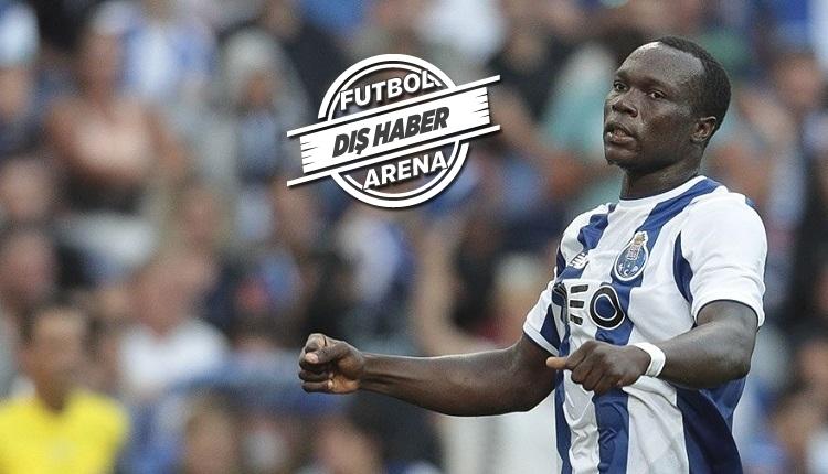 Porto hocası Aboubakar transferi için son noktayı koydu
