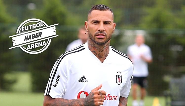 Quaresma'nın Beşiktaş'tan alacağı fesih bedeli