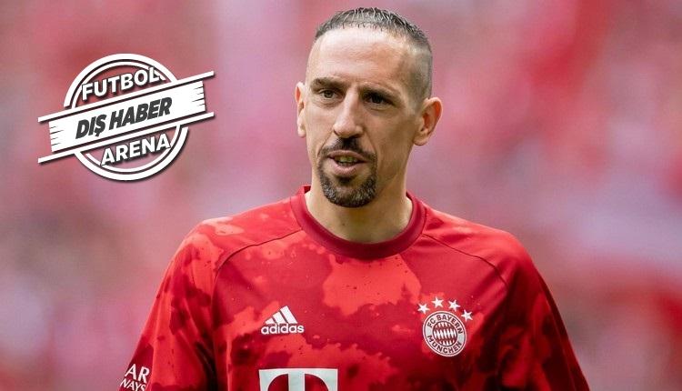 Ribery'nin menajeri açıkladı!