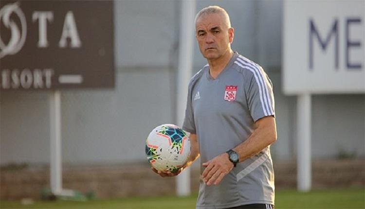 Rıza Çalımbay: 'Beşiktaş'a karşı çok iyiydik'