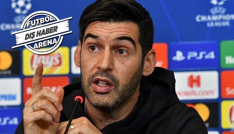 Roma'da Fonsecadan transfer açıklaması'