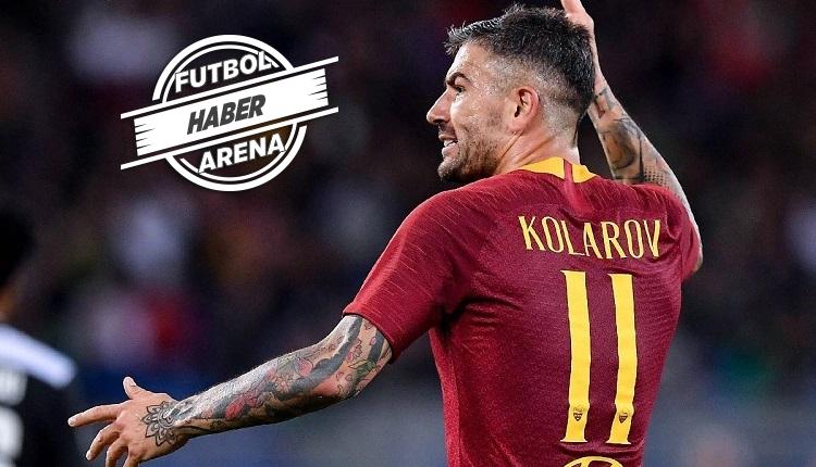 Roma'dan emojili paylaşım! Kolarov & Fenerbahçe son durum