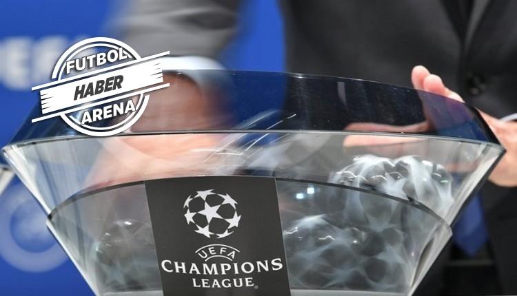 Şampiyonlar Ligi kura çekimi ne zaman?