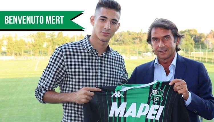Sassuolo, Mert Müldür transferini açıkladı