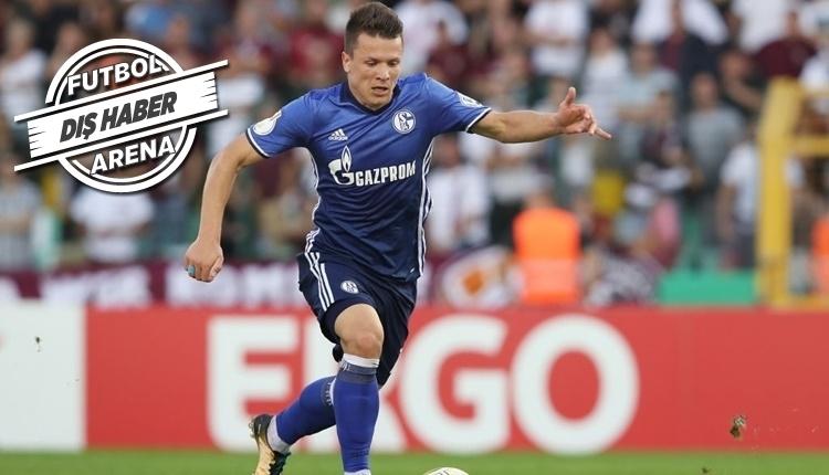 Schalke'den Beşiktaş ve Konoplyanka transferi için açıklama