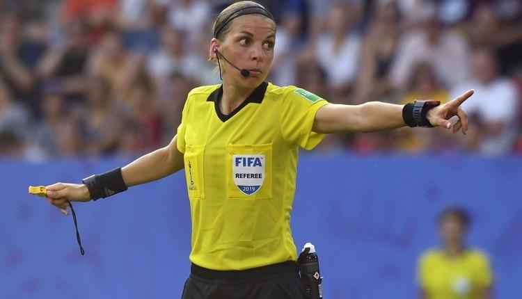 Stephanie Frappart kimdir, kaç yaşında? UEFA'dan Stephanie Frappart sürprizi