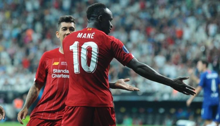 UEFA Süper Kupa Şampiyonu Liverpool