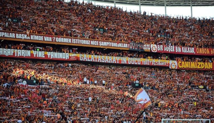 Süper Lig'de Passolig kart sayıları (Galatasaray zirvede)