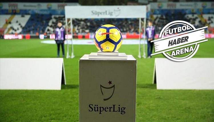 Süper Lig'de yeni sezonda uygulanacak yeni kurallar
