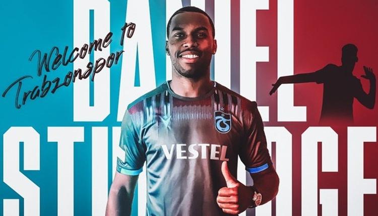 Trabzonspor'da Daniel Sturridge, AEK rövanş maçında oynayacak mı?