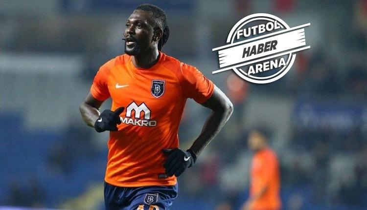 Trabzonspor'da flaş Adebayor gelişmesi! Yakın takip