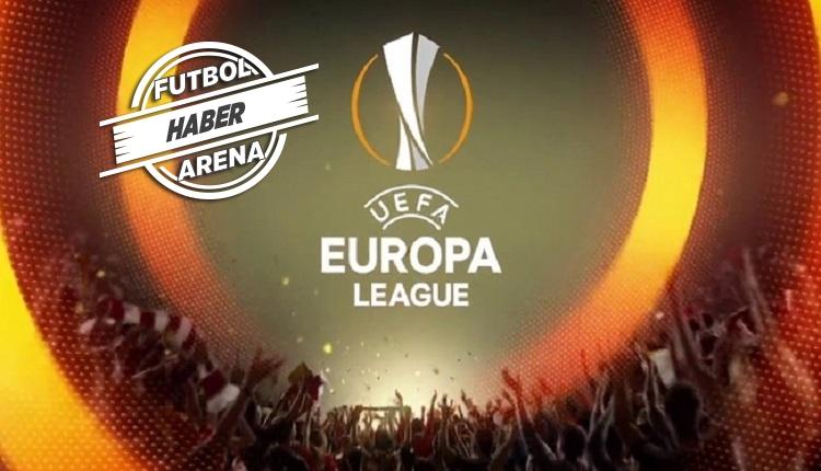 UEFA Avrupa Ligi kura çekimi | Trabzonspor, Beşiktaş, Başakşehir)