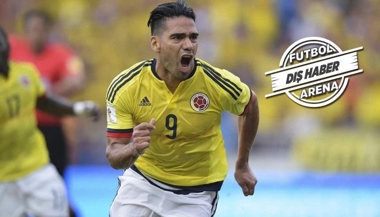 Valencia'nın Radamel Falcao planı! 'En büyük hayali'