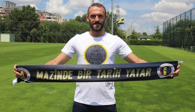 Vedat Muriqi nasıl Fenerbahçeli olduğunu anlattı