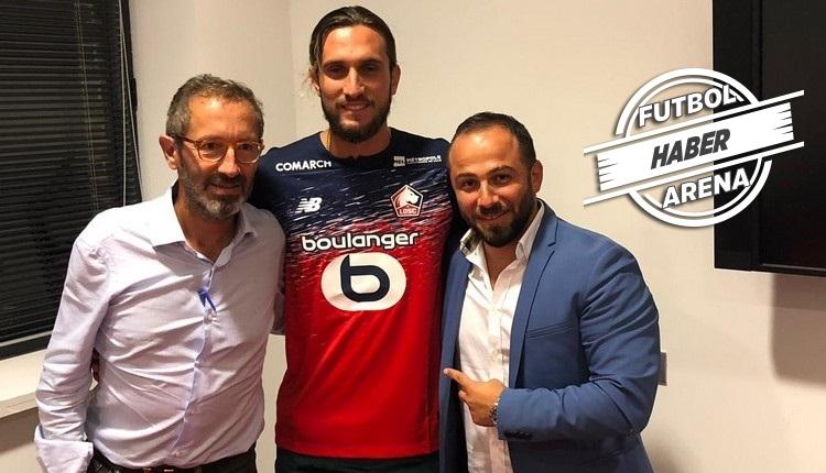 Yusuf Yazıcı, Lille formasını giydi! 5 yıllık sözleşme