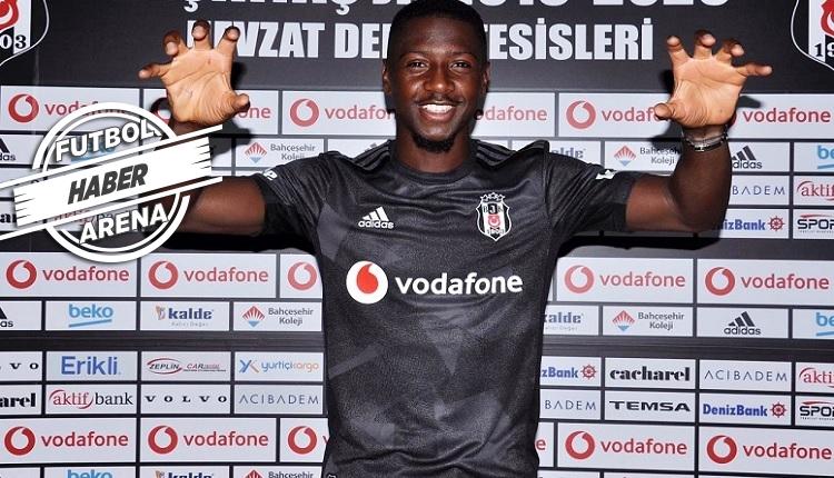 Abdoulay Diaby Beşiktaş'ta! Transferin detayları açıklandı