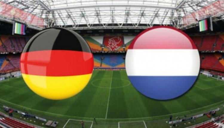 Almanya - Hollanda hangi kanalda? Almanya - Hollanda canlı izle (Almanya Hollanda S Sport canlı izle)