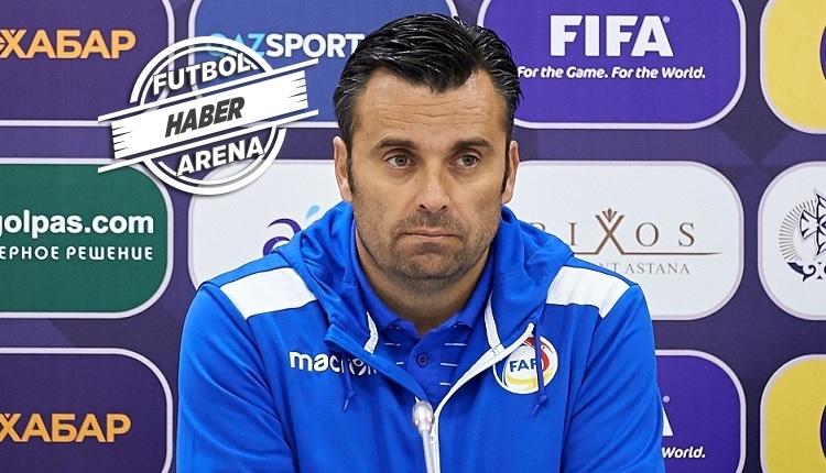 Andorra Teknik Direktörü Koldo Alvarez: