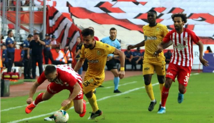 Antalyaspor 1-0 Yeni Malatyaspor beIN Sports maç özeti (İZLE)