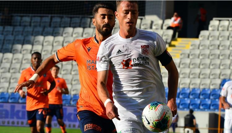 Başakşehir 1-1 Sivasspor maç özeti ve golleri (İZLE)