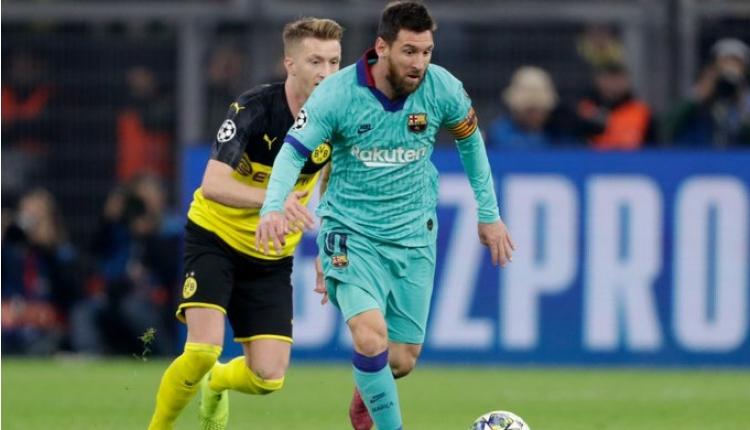 beIN Sports Borussia Dortmund 0-0 Barcelona geniş özet (İZLE)