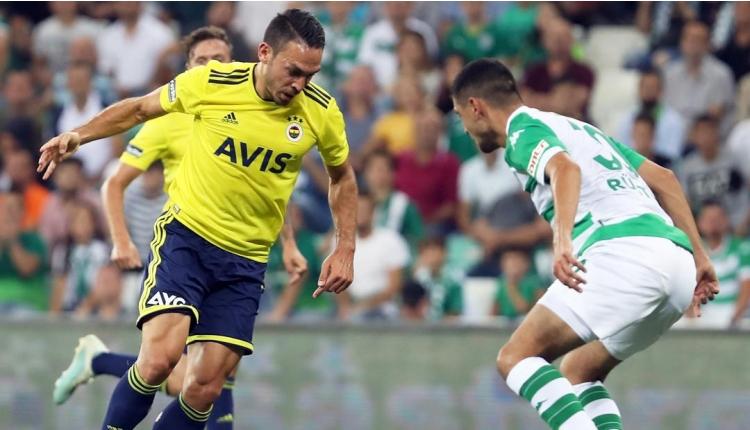 beIN Sports Bursaspor 2-1 Fenerbahçe maç özeti (İZLE)