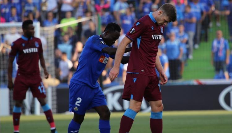 beIN Sports Getafe 1-0 Trabzonspor maç özeti (İZLE)