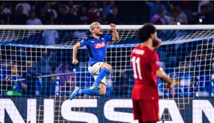 beIN Sports Napoli 2-0 Liverpool geniş özet (İZLE)