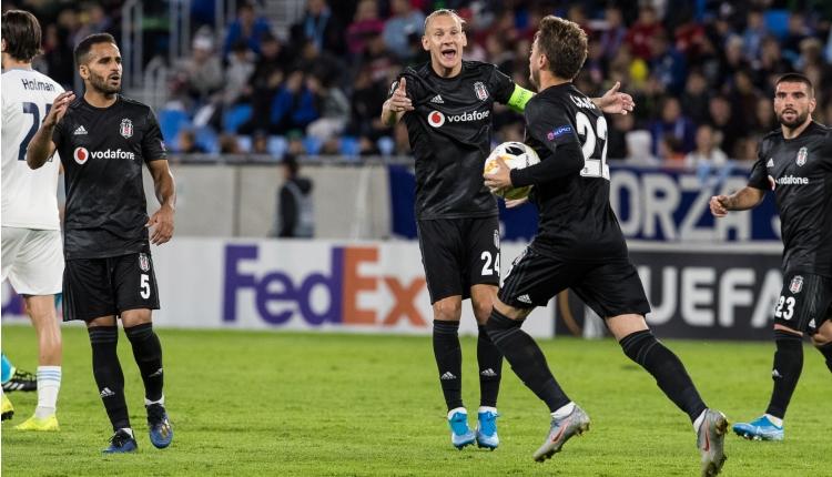 beIN Sports Slovan Bratislava 4-2 Beşiktaş geniş özet izle