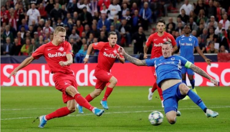 beIN SportsSalzburg 6-2 Genk geniş özet (İZLE)