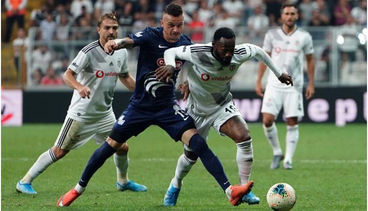 Beşiktaş 1-1 Rizespor maç özeti ve golleri (İZLE)