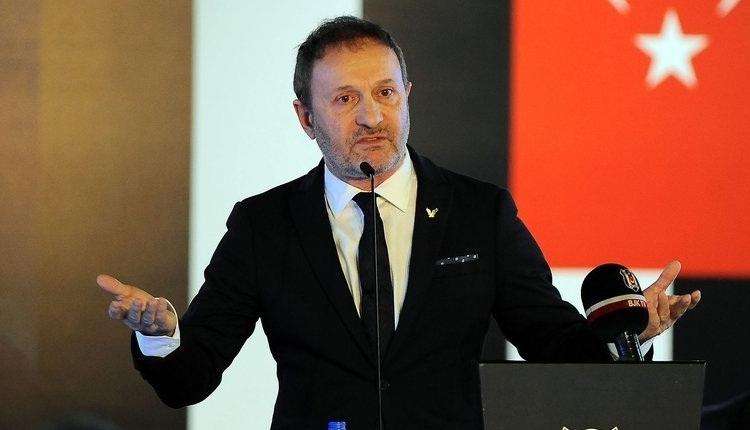 Beşiktaş başkan adayı Hürser Tekinoktay'dan Fikret Orman'a tepki