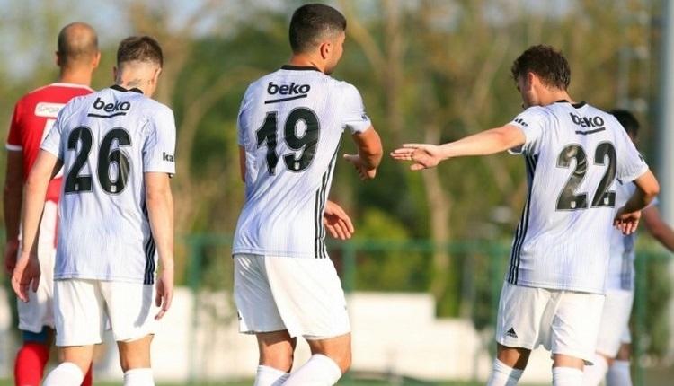 Beşiktaş Ümraniyespor hazırlık maçı saat kaçta, hangi kanalda? (Ümraniye BJK canlı yayın)