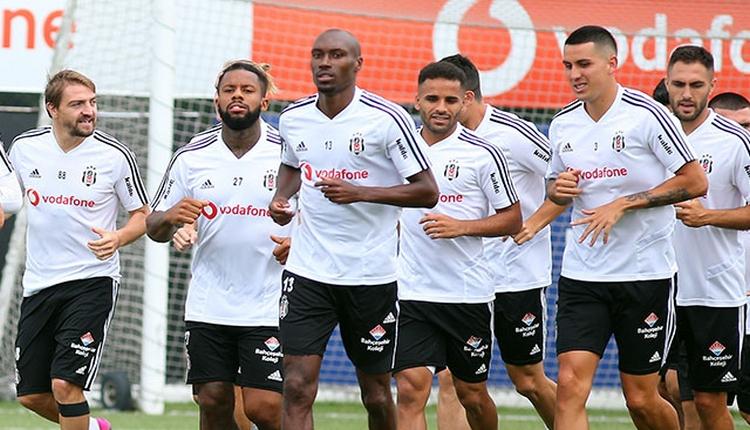 Beşiktaş'ın Gazişehir maçı kadrosu (Atiba ve Burak oynayacak mı?)