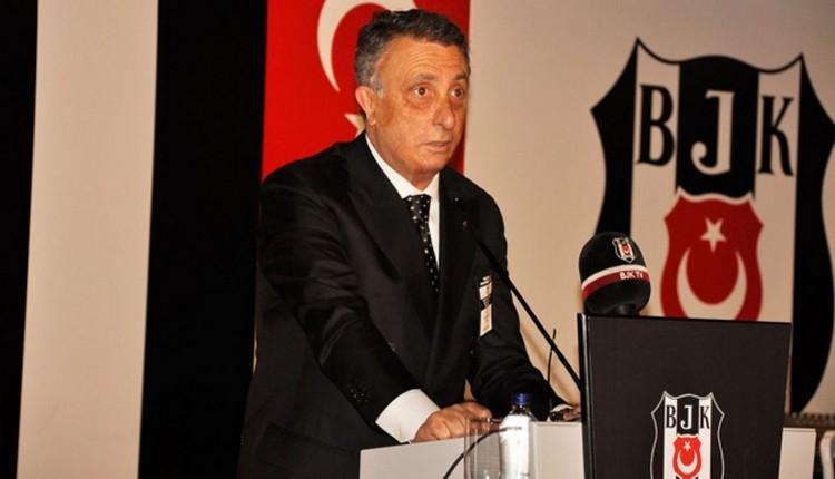 Beşiktaş'ta Ahmet Nur Çebi aday olacak mı?