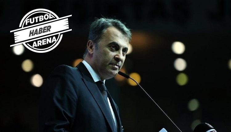 Beşiktaş'ta camiadan Fikret Orman'a destek: