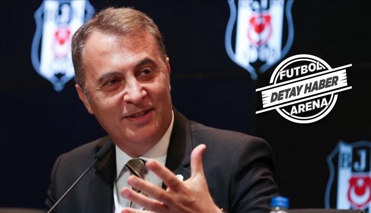 Beşiktaş'ta Fikret Orman döneminde transferde bir ilk