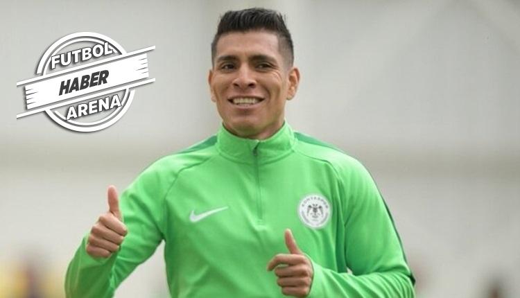 Beşiktaş'tan transferde Paolo Hurtado hamlesi