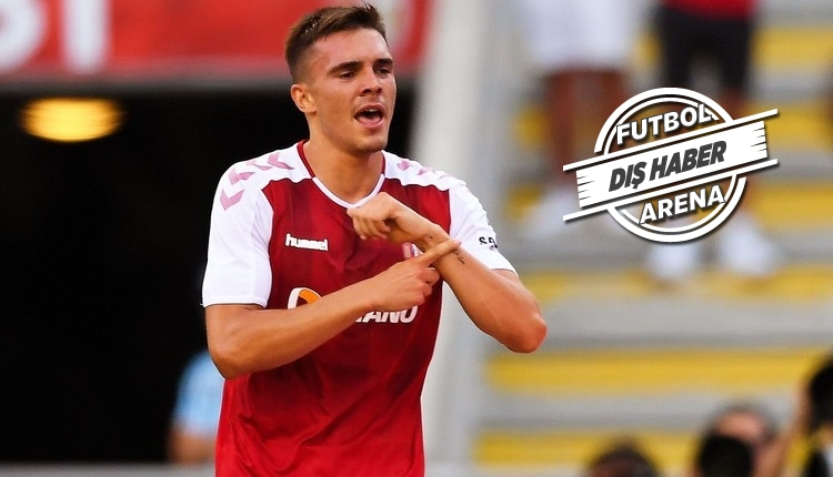 Braga cephesinden Beşiktaş açıklaması!